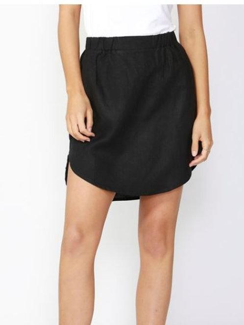 Duke Linen Skirt