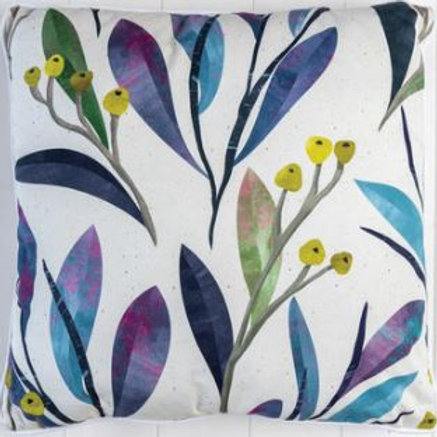 Mauve Poppy Garden cushion