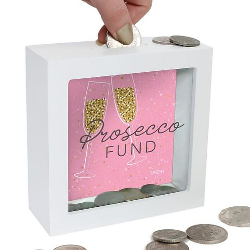 Prosecco Fund Mini Change Box