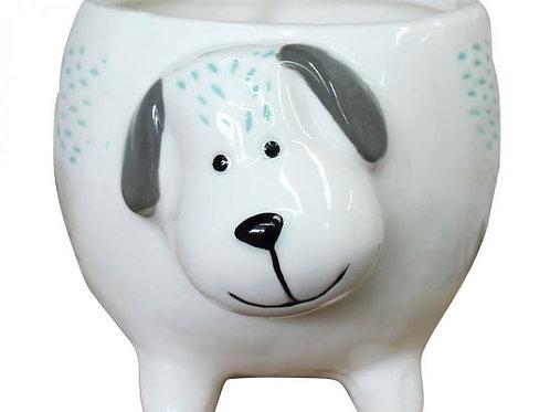 Planter Snoopy Dog
