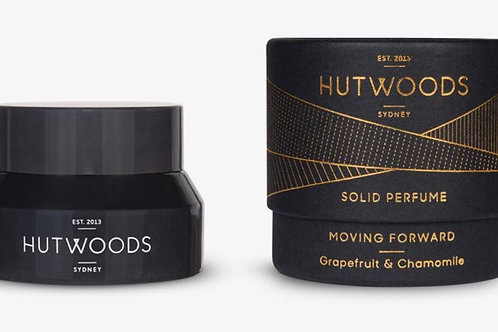 Hutwoods Solid Perfume - Grapefruit & Chamomile