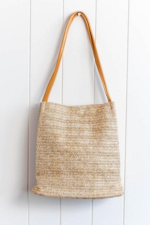 Woven Bag - Dark