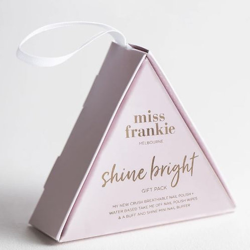 Miss Frankie Shine Bright