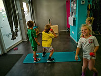 Kindersport Sensomotorik Pulheim Kinderfitness