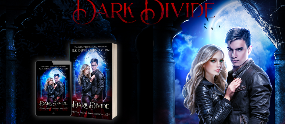 Dark Divide is out!