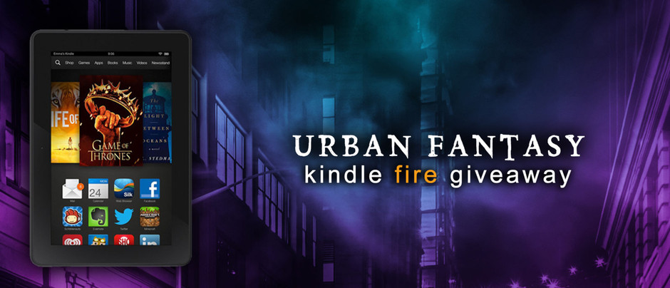 Urban Fantasy Giveaway