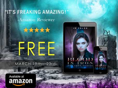 Free Young Adult Urban Fantasy