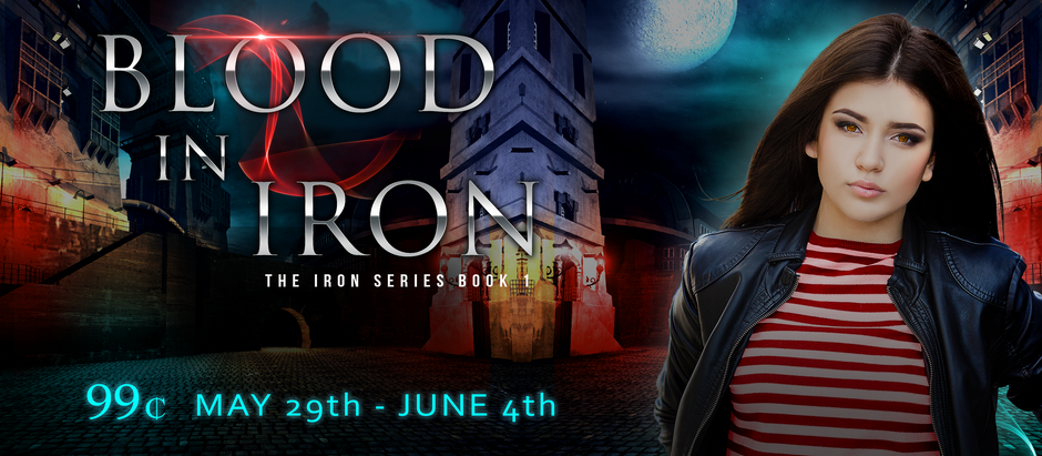 Blood In Iron is only $0.99