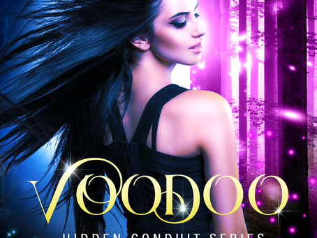 A new paranormal romance/ urban fantasy coming your way!