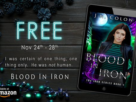 A FREE eBook for Black Friday!