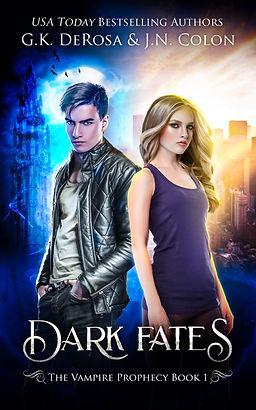 Vampire Prophecy series