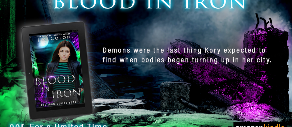 Blood In Iron for 99cents