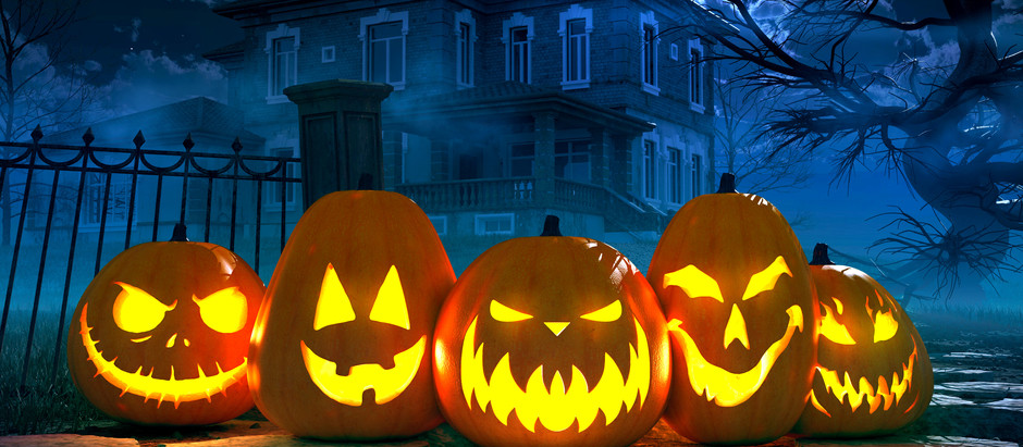 49 Days until Halloween!