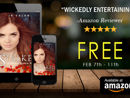 Young Adult Paranormal Romance for FREE