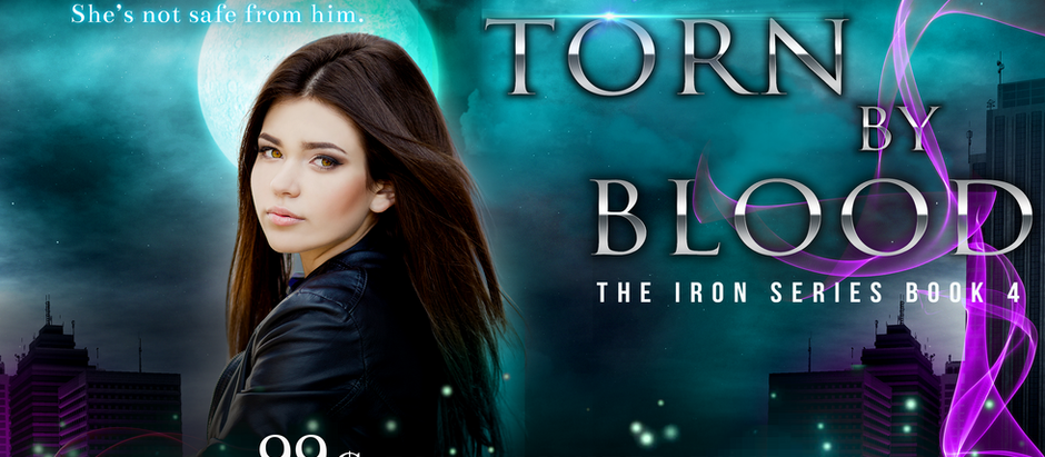 Torn By Blood is finally here.