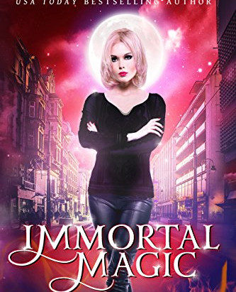 An Urban Fantasy full of action & secrets