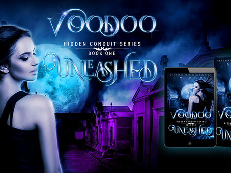 VOODOO UNLEASHED is finally here!