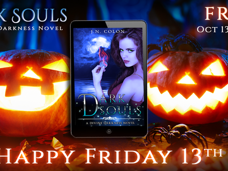 Get a FREE book for Friday the 13th!