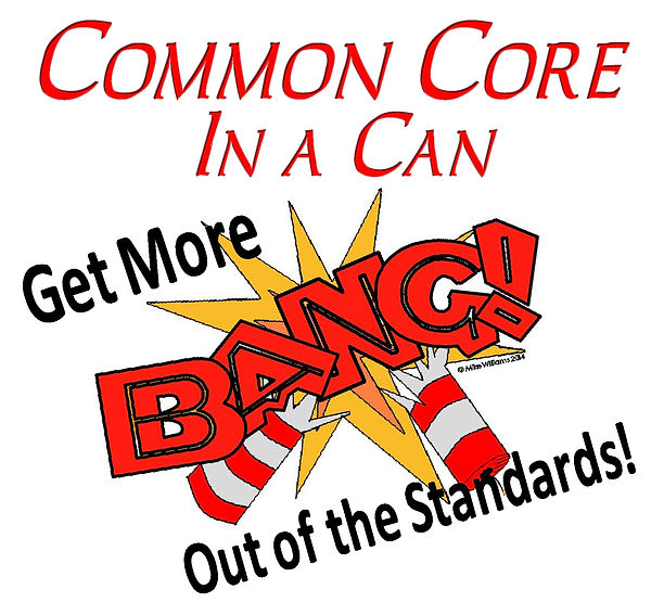 Common Core in a Can logo