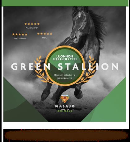 Green Stallion
