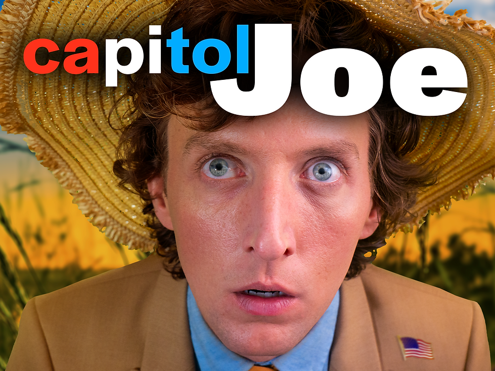Capitol Joe | TV Show | Poster