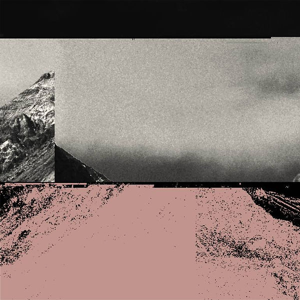 A grainy manipulation of the picture taken in stormy day in Argentina from Electric Mountain
