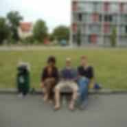 Cem Tan, Thomas Prestin, Tilman Porschuetz at Bauhaus University in Weimar 2009