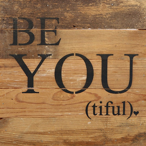 BE YOU(TIFUL)