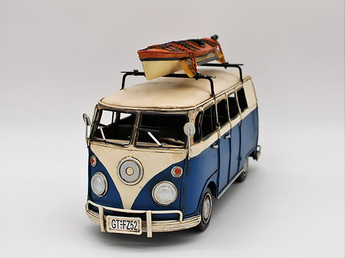 VW VAN WITH KAYAK