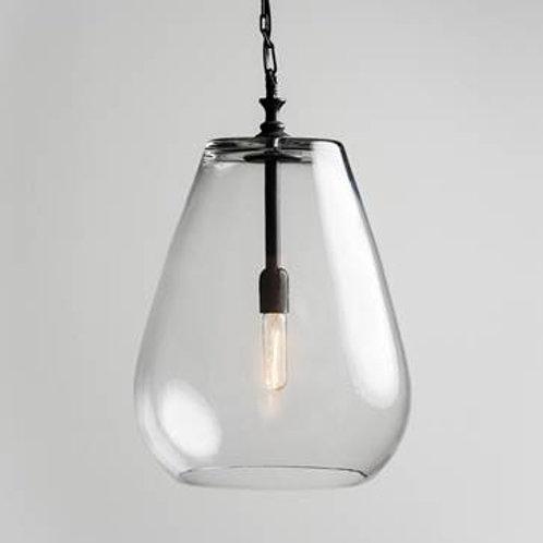 IRON & GLASS  PENDANT