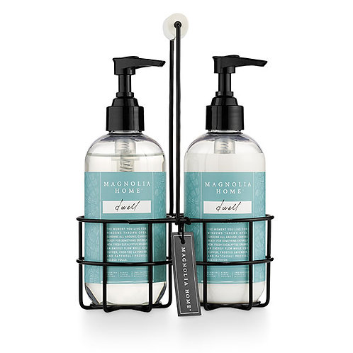 SINK CADDY - HAND WASH & LOTION