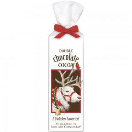 REINDEER DOUBLE CHOCOLATE COCOA