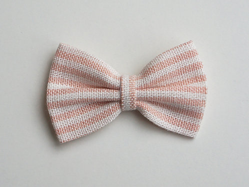 Mini /Pastel Stripes Apricot