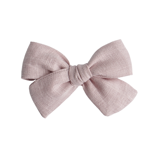 Mini Knotted/ Pale Pink
