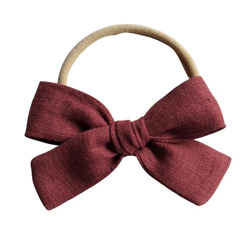 Mini Knotted/ Cinnamon