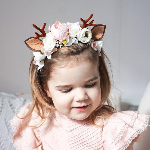 Blumen Haarband/ Sweet Deer