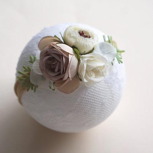 Blumen Haarband/Fall Floral