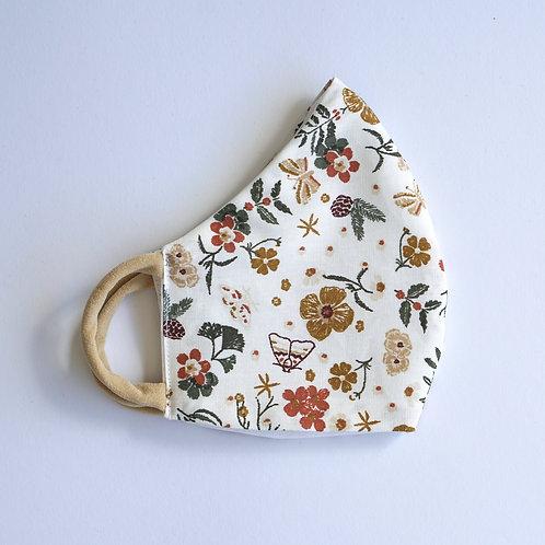 Stoffmaske/ Fall Floral