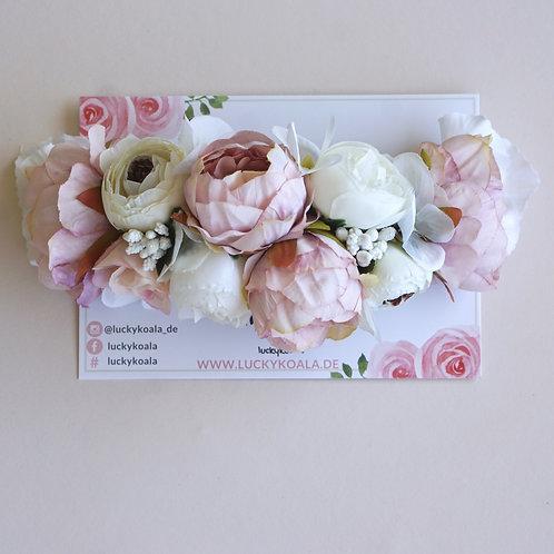 Kopie von Blumen Haarband/ Bohemian Blossom MAXI