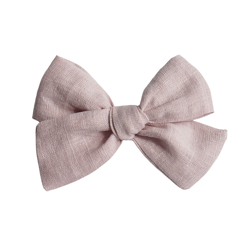 Knotted / Pale Pink