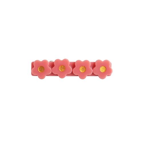 Flower Clip / Cherry