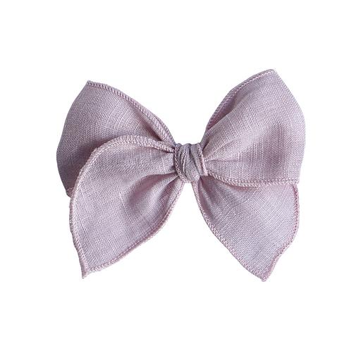 Vintage Bow/ Pale Pink