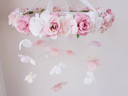 Blumen Mobile/ Fairytale