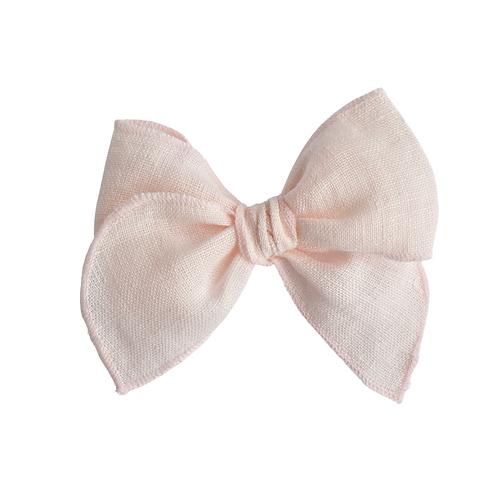 Vintage Bow/ Pink Lemonade