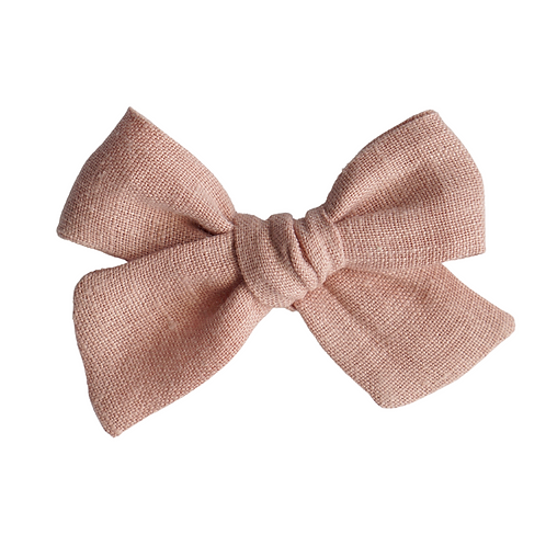 Mini Knotted/ Dusty Rose