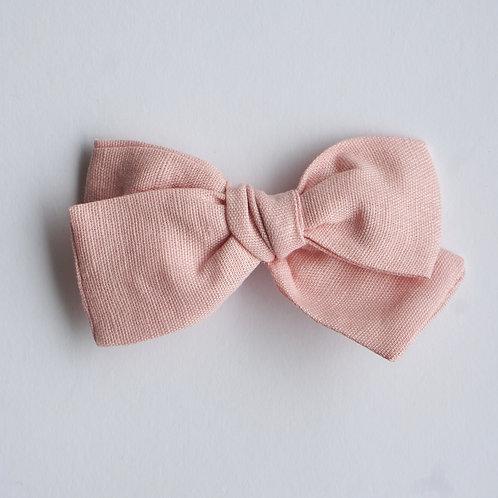 Mini Knotted /Linen Moonrose