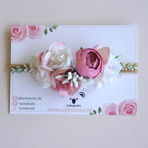 Blumen Haarband/ Poppy