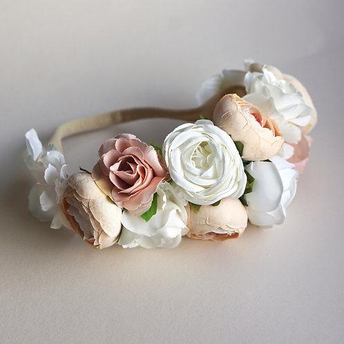 Blumen Haarband/ Vintage Dreams MAXI