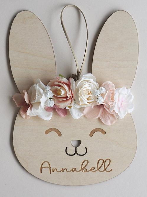 Flower Bunny/ Kunstblumen