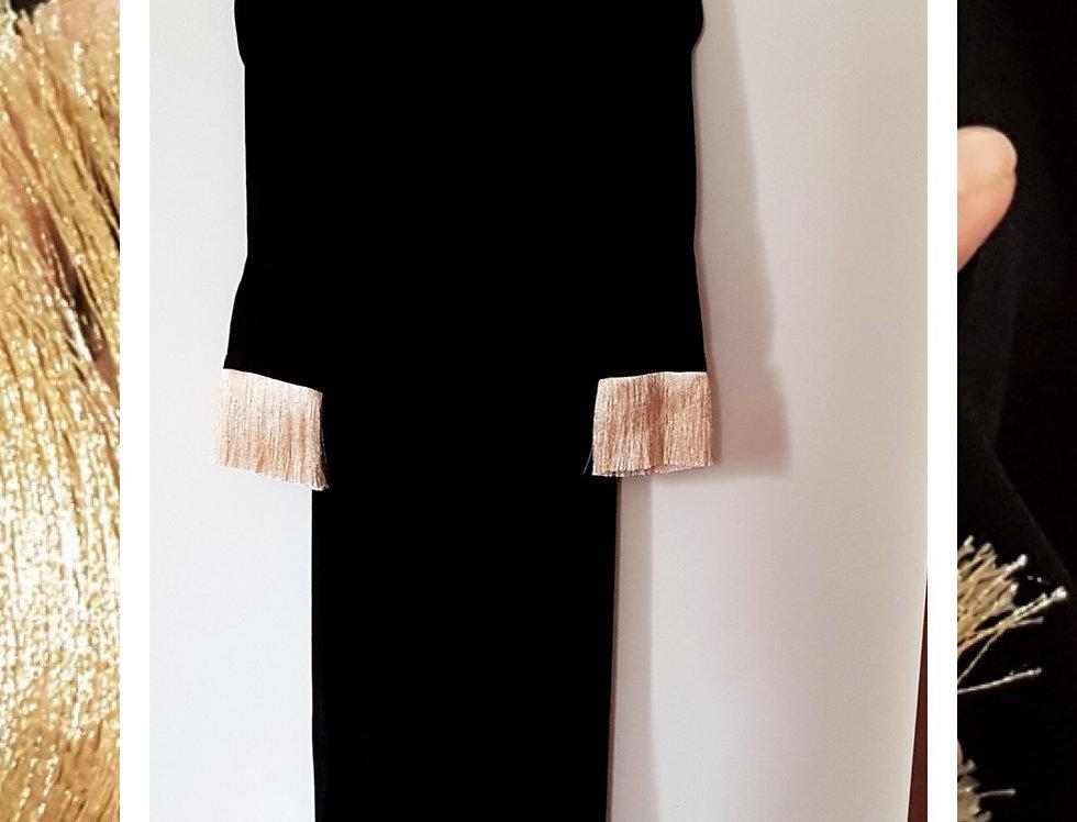 Fringe Appeal dress